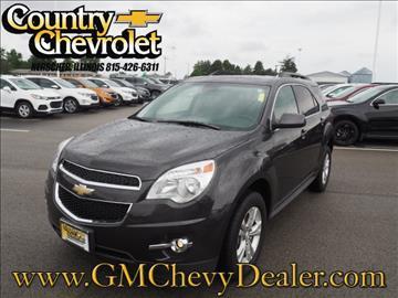 2015 Chevrolet Equinox for sale in Herscher, IL