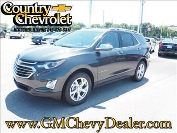 2018 Chevrolet Equinox for sale in Herscher, IL