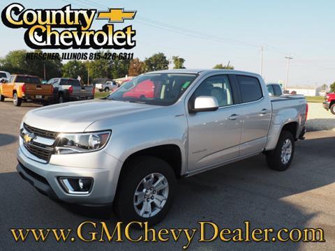 2018 Chevrolet Colorado for sale in Herscher, IL
