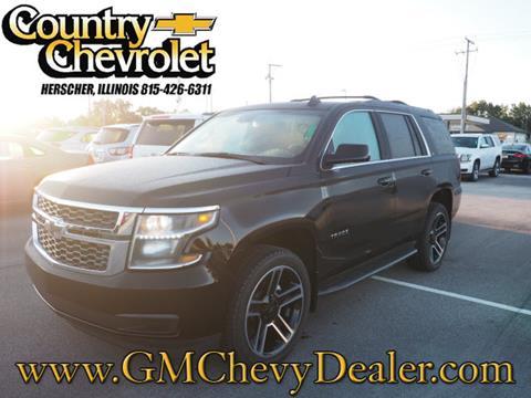 2018 Chevrolet Tahoe for sale in Herscher, IL