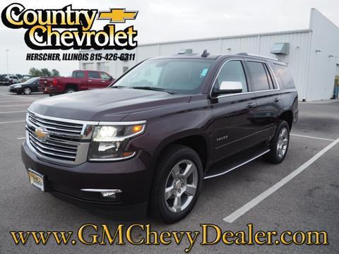 2017 Chevrolet Tahoe for sale in Herscher, IL