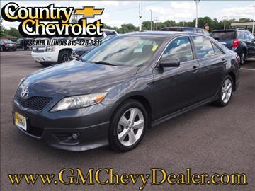 2010 Toyota Camry for sale in Herscher, IL