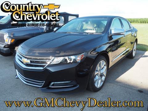 2019 Chevrolet Impala for sale in Herscher, IL