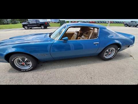 1970 Pontiac Firebird for sale in Herscher, IL