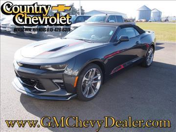 2017 Chevrolet Camaro for sale in Herscher, IL