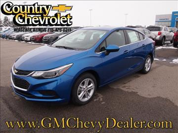 2017 Chevrolet Cruze for sale in Herscher, IL