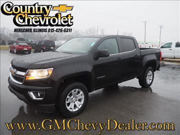 2017 Chevrolet Colorado for sale in Herscher, IL