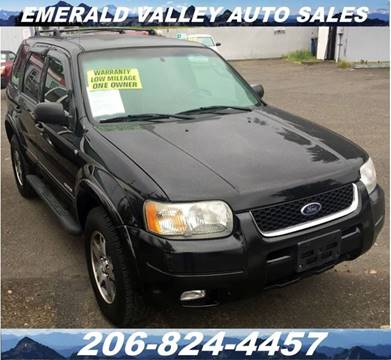 Emerald Valley Auto Sales - Used Cars - Des Moines WA Dealer