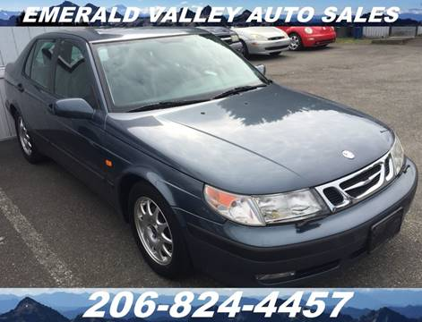 2000 Saab 9-5 for sale in Des Moines, WA