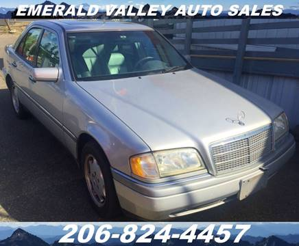 1997 Mercedes-Benz C-Class for sale in Des Moines, WA