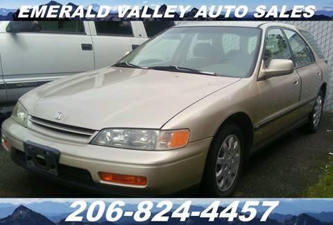 1994 Honda Accord for sale in Des Moines, WA