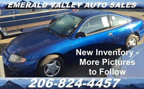 2005 Chevrolet Cavalier for sale in Des Moines, WA
