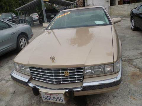 1996 Cadillac Seville for sale at AJ'S Auto Sale Inc in San Bernardino CA