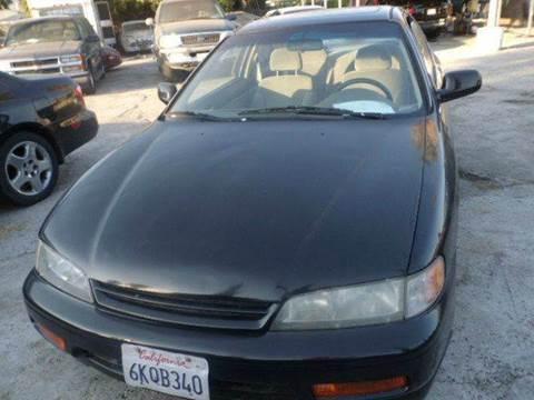 1994 Honda Accord for sale in San Bernardino, CA