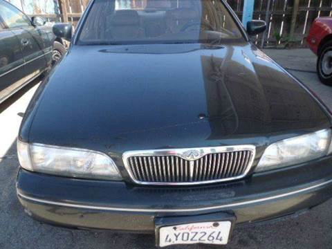 1994 Infiniti Q45 for sale at AJ'S Auto Sale Inc in San Bernardino CA