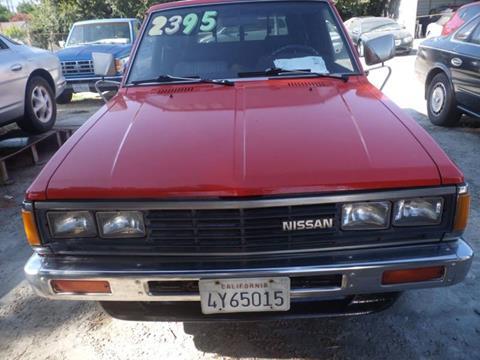 1985 Nissan Pickup for sale in San Bernardino, CA
