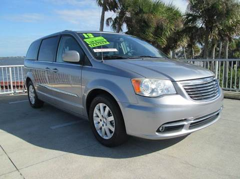 2013 Chrysler Town and Country for sale at Best Deal Auto Sales in Melbourne FL