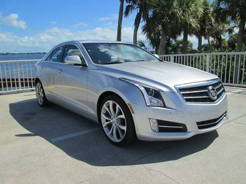2013 Cadillac ATS for sale in Melbourne, FL