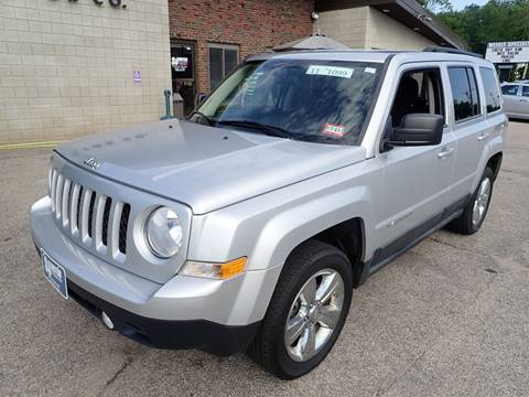 2011 Jeep Patriot for sale in Merrimack, NH