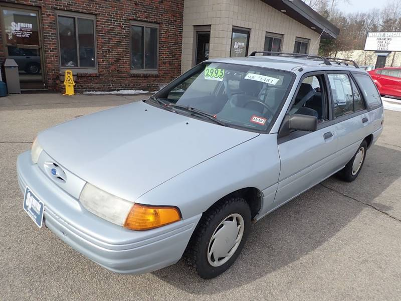 1993 Ford Escort LX 4dr Wagon - Merrimack NH