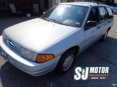 Escorts Seattle Wa >> 1993 Ford Escort For Sale In Merrimack Nh