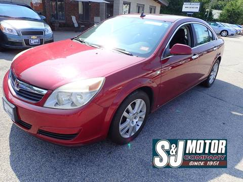 2009 Saturn Aura for sale in Merrimack, NH