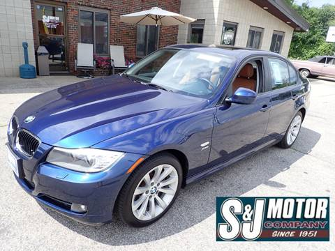 2011 BMW 3 Series for sale in Merrimack, NH