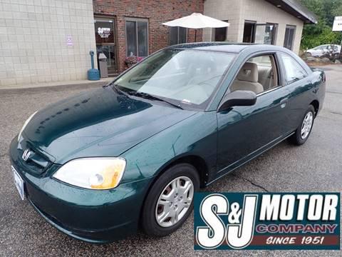 2001 Honda Civic for sale in Merrimack, NH