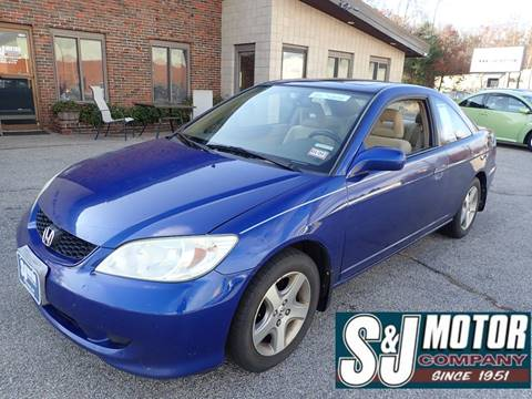 2005 Honda Civic for sale in Merrimack, NH