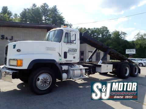 1994 Mack CL713 for sale at S & J Motor Co Inc. in Merrimack NH