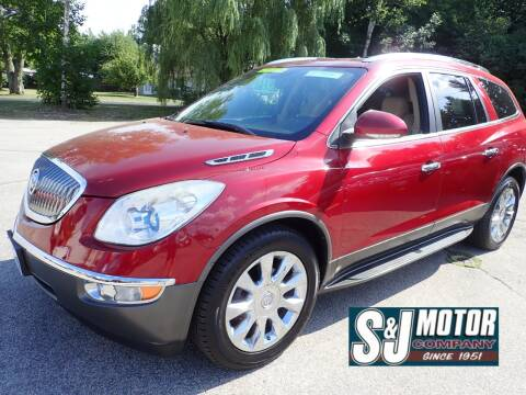 2011 Buick Enclave for sale at S & J Motor Co Inc. in Merrimack NH