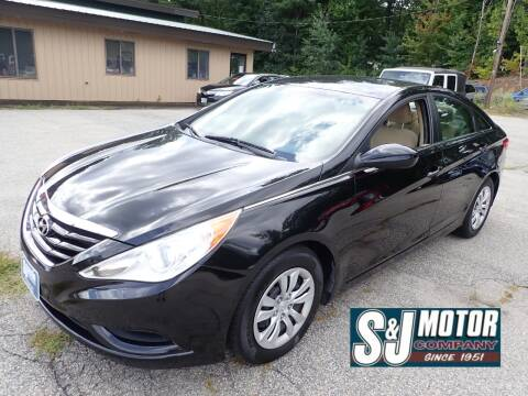 2011 Hyundai Sonata for sale at S & J Motor Co Inc. in Merrimack NH