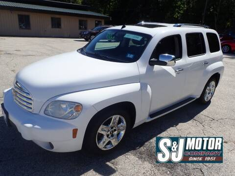 2011 Chevrolet HHR for sale at S & J Motor Co Inc. in Merrimack NH