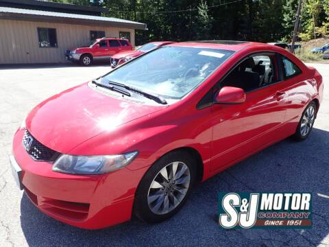 2009 Honda Civic for sale at S & J Motor Co Inc. in Merrimack NH