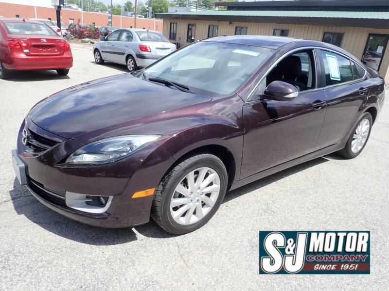2011 Mazda MAZDA6 for sale at S & J Motor Co Inc. in Merrimack NH
