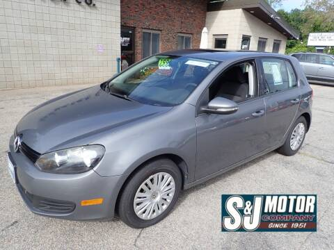 2010 Volkswagen Golf for sale at S & J Motor Co Inc. in Merrimack NH