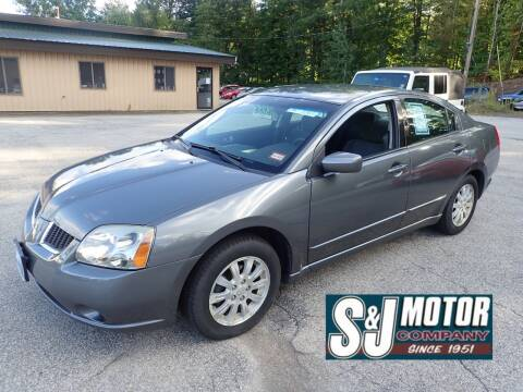 2006 Mitsubishi Galant for sale at S & J Motor Co Inc. in Merrimack NH