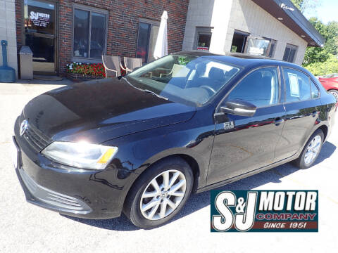 2012 Volkswagen Jetta for sale at S & J Motor Co Inc. in Merrimack NH