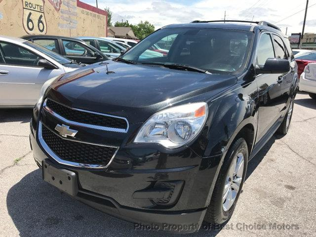 2011 Chevrolet Equinox for sale at Best Choice Motors in Tulsa OK