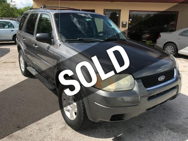 2004 Ford Escape for sale at Best Choice Motors in Tulsa OK