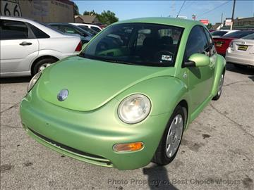 2003 Volkswagen New Beetle for sale at Best Choice Motors in Tulsa OK
