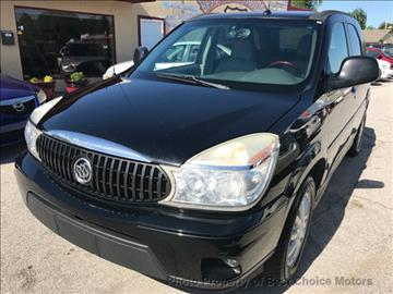 2006 Buick Rendezvous for sale at Best Choice Motors in Tulsa OK