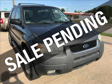 2003 Ford Escape for sale at Best Choice Motors in Tulsa OK