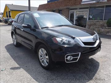 2011 Acura RDX for sale at Best Choice Motors in Tulsa OK
