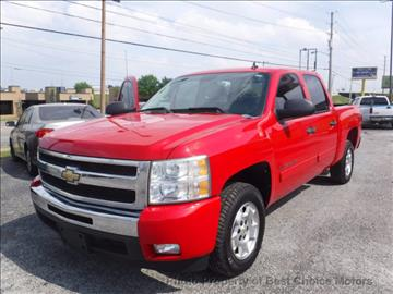 2011 Chevrolet Silverado 1500 for sale at Best Choice Motors in Tulsa OK