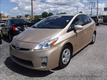 2010 Toyota Prius for sale at Best Choice Motors in Tulsa OK