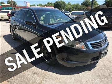 2009 Honda Accord for sale at Best Choice Motors in Tulsa OK