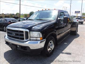 2003 Ford F-350 Super Duty for sale at Best Choice Motors in Tulsa OK