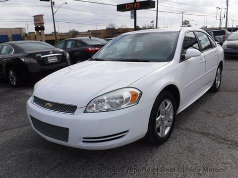 2012 Chevrolet Impala for sale in Tulsa, OK