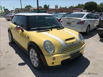 2004 MINI Cooper for sale at Best Choice Motors - Cash Lot in Tulsa OK